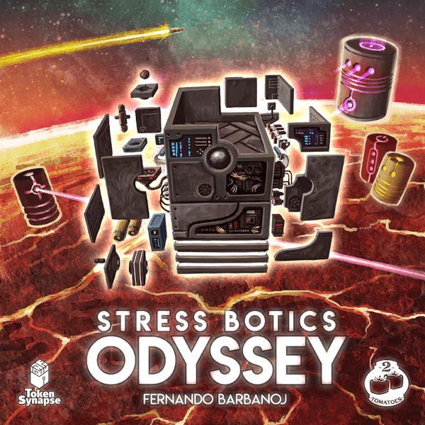 Stress Botics: Odyssey
